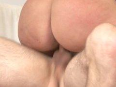 BACKSIDE Big Butt Slut trolls Internet for Cock