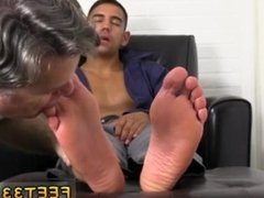 Teen leg movietures and young boys kissing feet gay jake torres gets foot