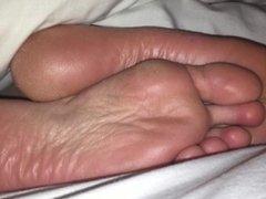 Perfect feet Patty cum on soles