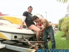 Gay outdoors sex and nude at public movie Mall Cop Krys
