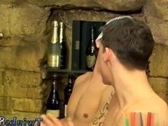 Skinny emo boys fuck and video gay sex babe boy cute Corbin & PJ -
