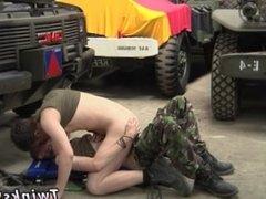 Uncut docks skinned back and gay twink double blow job Uniform Twinks