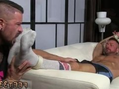 Male feet movieture and white boy feet and ass gay Dolf's Foot Sex Captive