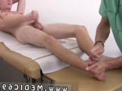Gay male physicals and doctor sex massage I desired to work on his feet