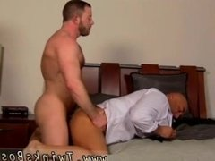 Boy squirt gay porn and boy bulge gay porn After a day at the office,