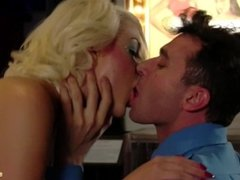 Night at the Erotic Museum - Jenna Ivory gets fucked by James Deen