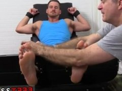Young foot fetish video and feet boy movie gay porn xxx Chance Cruise