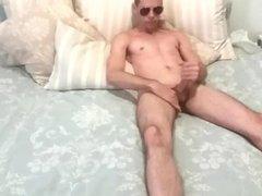 Solo Male Wank (Awesome Cum Shot) 2017