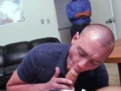 Straight anal mpegs and straight guy gets gay encounter Pantsless Friday!