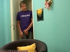 Long blonde hair gay man naked and young twink dick slip first time An