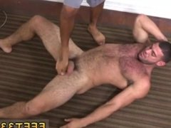 Gay feet and ass galleries and bare feet gay movies Johnny Hazzard Stomps