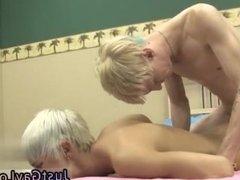 Muscle man kiss pussy and twink baseball gay porn Ian displays Ashton a
