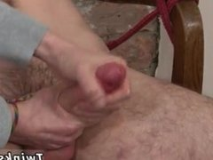 Hung hairy straight men solo shower and gay to gay free sex video
