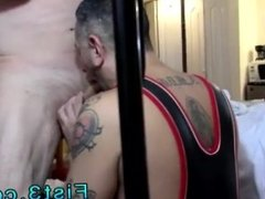 Gay men fisting loose anus pissing and free gay fisting clips first time