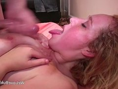 Face creaming for Clair 40DD from Wigan