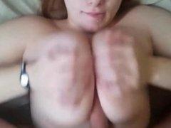 Amateur Titfuck Compilation