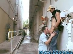 Gay boys outdoor rimming and sucking gay shaved cock in public Marine Ass