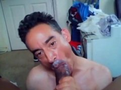 Monster Cock Blowjob