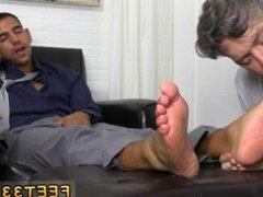 Naked Man Gams movie ' Gay Male Foot