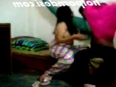Indian teen hard sex at home.mp4