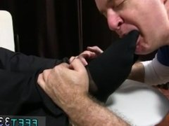 Asleep young boys feet videos gay