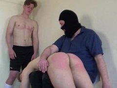 Footballers Spanked - Kevin & Fraser (2)