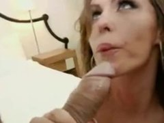 Awesome cumming on tits compilation