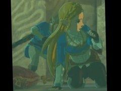 Zelda: Breath of the Wild Erotic Pictures