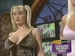 "Freak of Nature"" 90s Jenny Jones Busty Strippers Music Video"