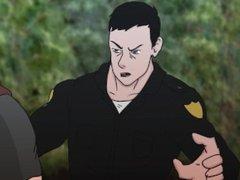 Officer Buff Fuck