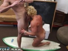 Gay man massages straight latin guy fun men showing their huge