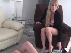 Princess Renee Hypno Feet