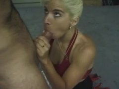 Box ring blowjob