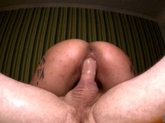 Brutal Fucking with a very hot busty webcamer