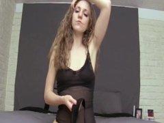 POV Femdom Girlfriend Caught You Wearing Her Panties JOI