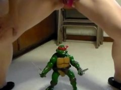 giantess piss on ninja turtle