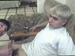 Two Friends Amateur Teen Twink Blowjob