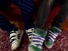 Sexy shoe swap 2