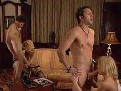 ddg Sexy Milly d Abbraccio in Stockingss in Foursome and Double Penetration