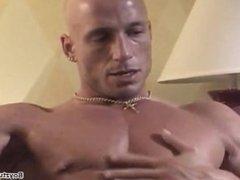 Muscled Dude John Gatt