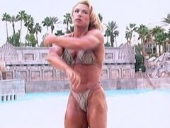 Valentina Chepiga the horny snakeskin muscle Whore