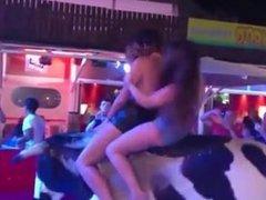 topless bull riders