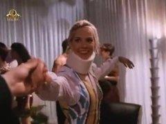 Neck brace dancing