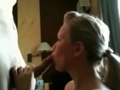 Cum busted on a pretty face 2