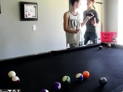 Cum in my face teen boy movies gay Pool Cues And Balls