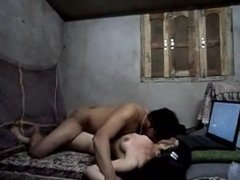 indian Cute Couple Enjoing Sex In Room