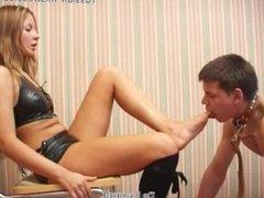 Russian young Mistress Tanya