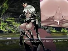 [Monster Girl Quest] Queen Ant H-Scene! Re-Uploading My Old Stuff