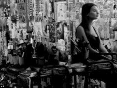 Emily Ratajkowski Nude Photoshoot - Behind the Scenes