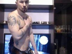 Beautiful Webcam Male Model Teasing